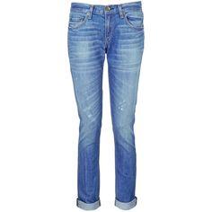 Rag & Bone Boyfriend Jeans ($405) ❤ liked on Polyvore featuring jeans, pants, bottoms, boyfriend jeans, barnsley, rag bone jeans, relaxed fit jeans, relaxed jeans and boyfriend fit jeans