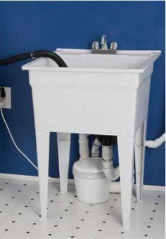 Luxury Basement Pump for Sink