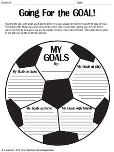 "okay, this kind of just sparked a thought that i needed to share. what if instead of doing ""my goals"" we could put this on the soccer team page and either put like pictures in each of the white squares or some question that we ask the soccer players"