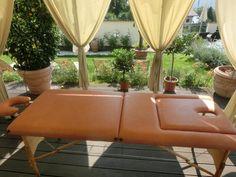 Eine Massage im Preidlhof Zitronenhain