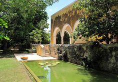Alberto Kalach, Jardines en Yucatan