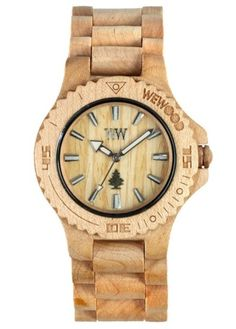 Wewood repurpose old scraps of wood from building and flooring to make these lovely watches.                                                        Found on the Unconsumption website writes about trends and examples of interesting ways of repurposing items which you have bought. Consumption is defined as buying and using a product. Unconsumption is everything that happens beyond that.