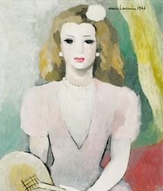 1000+ images about ART-Marie Laurencin on Pinterest | French, Frances O'connor and Cubism