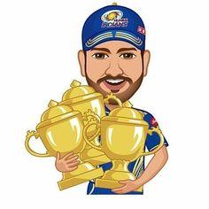 Mumbai Indians Rohit Sharma New HD Images Cricket Games, Cricket Sport, Ipl Videos, Mumbai Indians Ipl, Full Hd Photo, Cricket Wallpapers, Dhoni Wallpapers, Sachin Tendulkar, Logo Concept