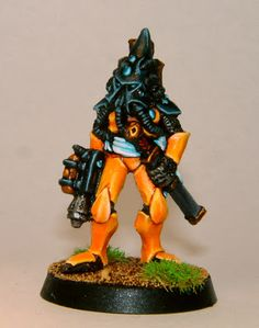 The Dave Perry collection: Rogue Trader Eldar part 1