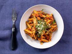 Get Penne Arrabiata Recipe Ina Garten Barefoot Contessa Barefoot Contessa, Italian Recipes, New Recipes, Italian Cooking, Recipies, Italian Meals, Disney Recipes, Favorite Recipes, Orange Recipes