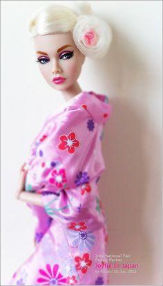 Joyful In Japan Poppy Parker   Flickr - Photo Sharing!