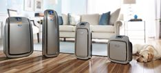 The Summit Air Purifier is a pet dander air purifier that eliminates pet dander & odors at the push of a button. Each air cleaner can make up to square feet of your home pet dander free. Home Air Purifier, Pet Dander, Indoor Air Quality, Air Filter, Allergies, Good Things, Pets, Stuff To Buy, Health Education