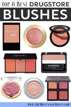 - Make Up 2019 Drugstore Eyeshadow Palette, Drugstore Highlighter, Drugstore Makeup Dupes, Drugstore Foundation, Revlon Makeup, Blush Makeup, Beauty Makeup, Eye Makeup, Makeup Brushes