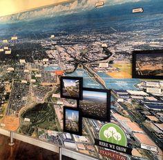 #aerial Stapleton Visitor Center #map #LoveStapleton