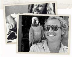 Jimmy Buffett ~ He Opened For The Eagles Back In 1975, #FlashbackFriday
