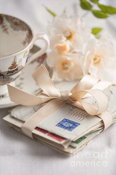 Cherished love letters