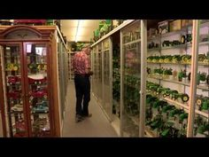The House on the Hill Toy Museum - History of Toys by Alan Goldsmith - YouTube