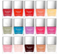 butter LONDON Patent Shine 10X™ Lacquers
