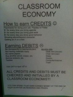 This is a bit expansive but a simple form of this would do well in a classroom. It gives students incentive to behave.