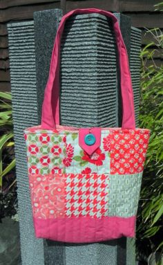 Tote bag by EverSewUnique on Etsy, £25.00