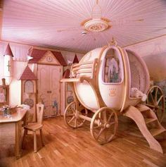 Joglosmart Furniture Design: Princess in Residence Toddler Bedroom Decorating Idea