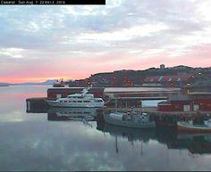 Webcam Norvegia, Groenlandia, Russia, Alaska, Siberia....