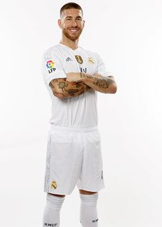 15/16 Season -Sergio Ramos - Captain