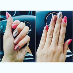 #manikyr #neglforlengelse #negler #gelpolish #manicure #nailextensions #nails #nailsart Manicure, Nails, Gel Polish, Gemstone Rings, Nail Art, Gemstones, Nail Bar, Finger Nails, Ongles