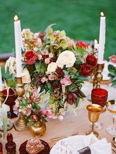 Los 70 centros de mesa más hermosos para darle personalidad a tu boda: Encuentra todo lo que siempre imaginaste Image: 60