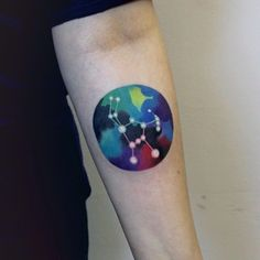 A watercolor Orion by Sasha Unisex.