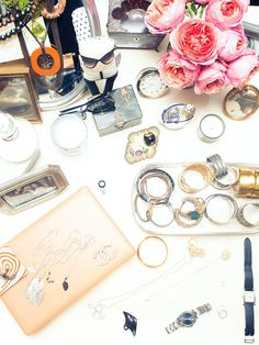 This Is How to Store Jewelry the Smart Way via @WhoWhatWear