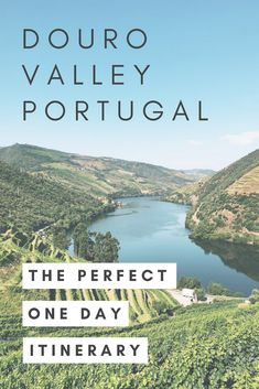 From visiting historic wineries to taking a sunset river cruise, this itinerary is the perfect list of things to do for your one full day in Portugal's stunning Douro Valley. Portugal Travel Guide, Europe Travel Guide, Portugal Trip, Travelling Europe, Travel Destinations, Oh The Places You'll Go, Cool Places To Visit, Scenic Photography, Night Photography
