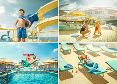 Erik Almås + Virgin Holidays + Carnival Cruises on Behance
