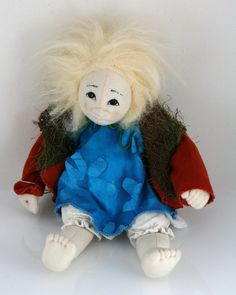 """Limited Edition Pinkneydell Doll - """"Jenni"""" £19.95"""