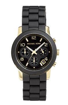 MICHAEL Michael Kors Michael Kors 'Runway' Chronograph Watch, 39mm available at #Nordstrom