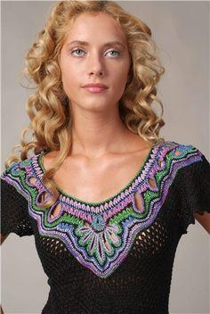 Crochet top #crochettop