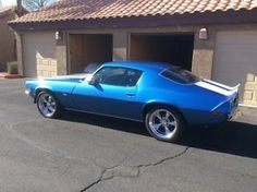 1973 Chevrolet Camaro Z28 - item condition used this a true z28 camaro numbers matching 4 speed the numbers matching motor has been built to 383 stroker by corvettes of ca