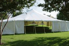 50 Foot Premier Party Canopy Tent Mid Section