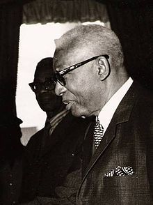 "FrancoisDuValier- ""Papa Doc"" ..... (1907-1971) 40th President of  Haiti"