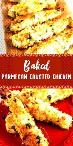 #parmesan #crusted #chicken #simbah #baked #dapur BAKED PARMESAN CRUSTED CHICKEN | DAPUR SIMBAHYou can find Italian baked chicken and more on our website.BAKED PARMESAN CRUSTED CHICKEN | DAPUR SIMBAH Baked Parmesan Crusted Chicken, Italian Baked Chicken, Peanut Butter Cookies, 3 Ingredients, Baking, Breakfast, Food, Website, Morning Coffee