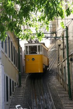 Ascensor do Lavra. Lisboa
