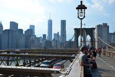 Traverser Brooklyn Bridge