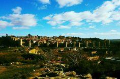Ciudad de Ávila, la ciudad amurallada