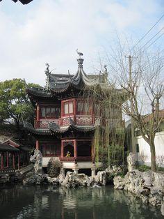 Shanghai. Yu Garden
