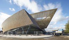 Mons International Congress Xperience (MICX) / Studio Libeskind + H2a Architecte & Associés