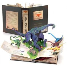 Encyclopedia Prehistorica: Dinosaurs Pop-Up Book For my mom for her birthday