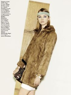 Margot Tenenbaum-Inspired Editorial | Grazia France
