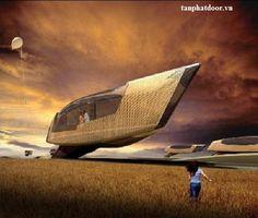 10 ý tưởng thiết kế tuyệt vời cho ngôi nhà tương lai