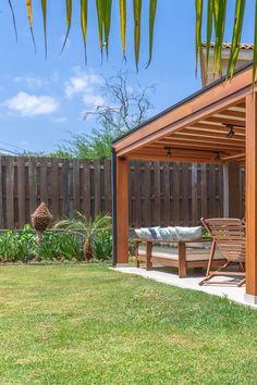 Backyard Pavilion, Backyard Patio, Backyard Landscaping, Outside Living, Outdoor Living, Patio Design, Garden Design, Outdoor Pergola, Outdoor Decor
