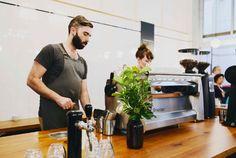 Market Lane Coffee, Queen Victoria Market - HEARTH Queen Victoria Market, Third Street, Hearth, Display, Marketing, Coffee, Cozy Nook, Home, Billboard
