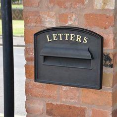 Mayfair Through The Wall Postbox