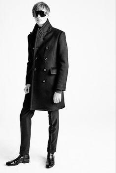 #Menswear #Trends Tom Ford Fall Winter 2015 Otoño Invierno #Tendencias #Moda Hombre    F.Y.