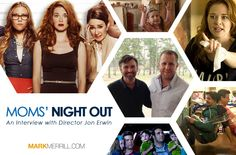 In this episode, Mark Merrill interviewed film director Jon Erwin about the upcoming movie, Moms' Night Out. Jon shares his parenting struggles and heart for this movie. #momsnightout #podcast