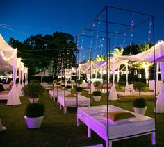 wedding Wedding Concepts: South Africa's Premier Wedding Planning Company Comes to NYC ! Wedding Table Flowers, Tent Wedding, Wedding Decorations, Wedding Reception, Dream Wedding, Destination Wedding Planner, Wedding Planning, Salon Party, Lounge Lighting